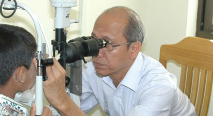Eye Care Programme