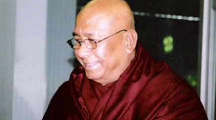 Founder and Director: The Sitagu Sayadaw, Venerable Dr. Ashin Nyanissara